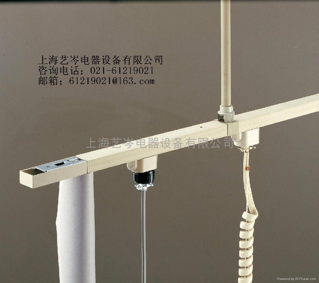 松下电轨集电臂集电块触滑线DH6389 维修用配件 3