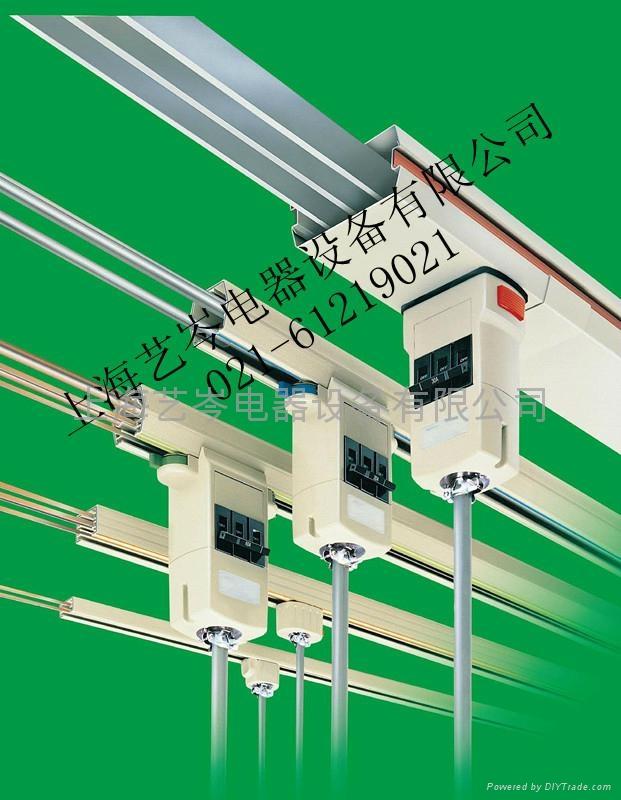 松下电轨集电臂集电块触滑线DH6389 维修用配件 4