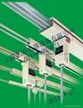松下指定经销商上海艺岑电器供应拉布机专用供电电轨快递分拣 1