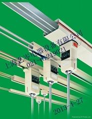 松下指定经销商上海艺岑电器供应拉布机专用供电电轨快递分拣
