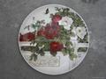 骨质瓷手绘盘