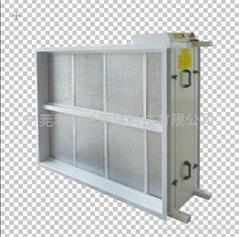 空调管道式电子空气净化除菌消毒器