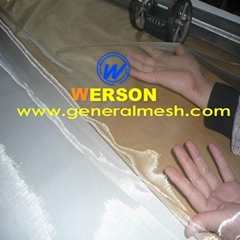 general mesh 30mesh,0.03mm wire ,Ultra thin stainless steel wire mesh