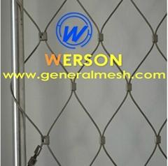 X-TEND stainless steel cable mesh,X-TEND net sales | generalmesh