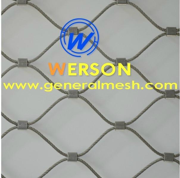 stainless steel garden trellis