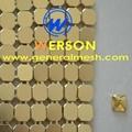 metallic sequin fabric cloth,Gold Sequin fabric ,gold mesh sequin decoration