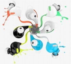 2014 Newest fashion worlds the smallest bluetooth headset