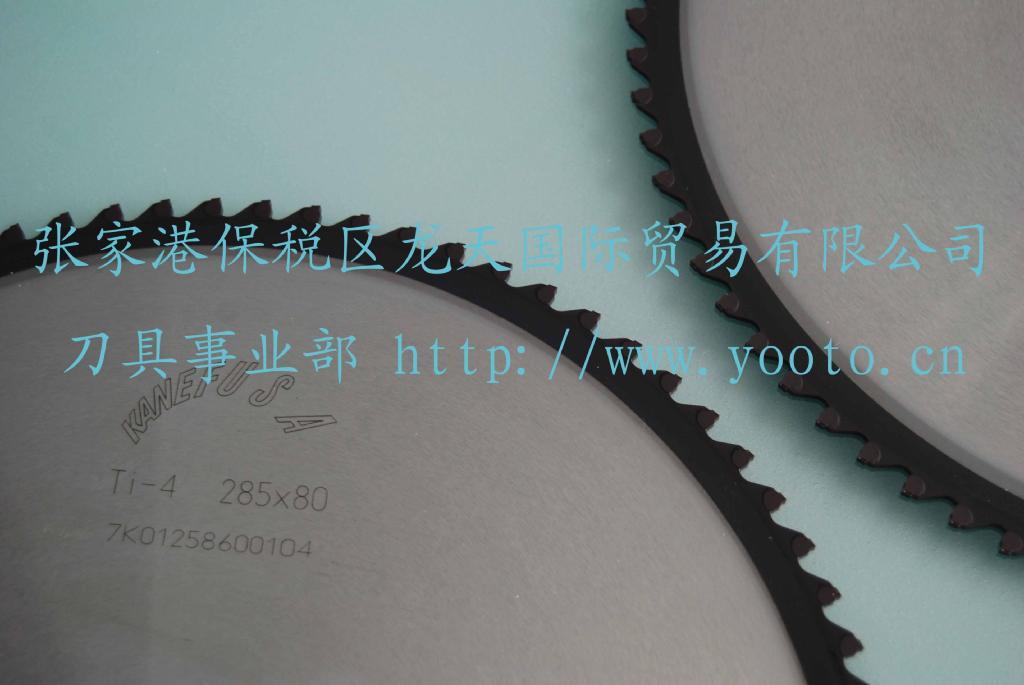 日本兼房鎢鋼鋸片 4