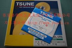 TSUNE切銅管鋸片
