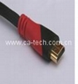 V1.4 HDMI 19P golden-plated Cable 1080P