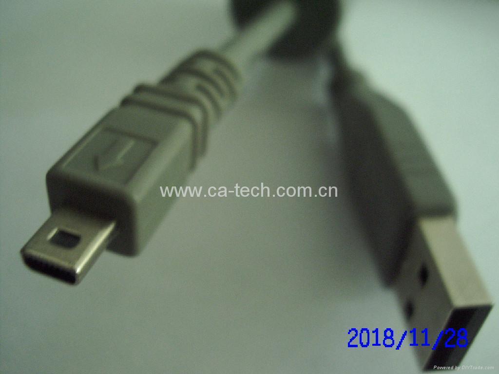 尼康数码相机数据线手机数据连接线 2