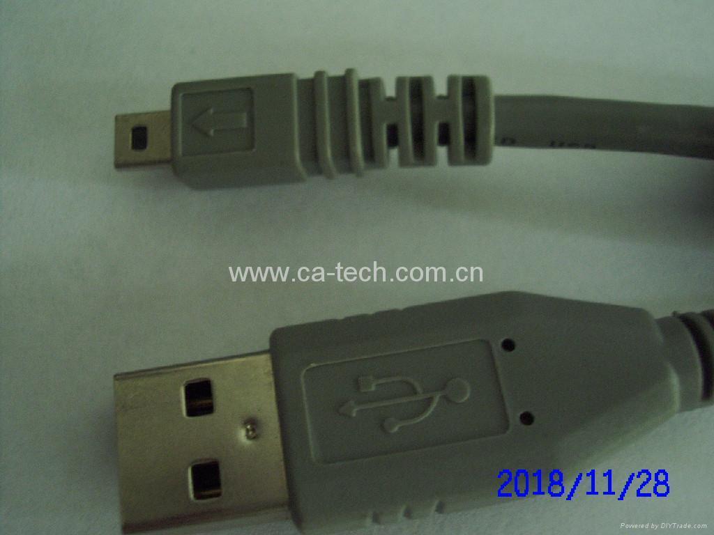 尼康数码相机数据线手机数据连接线 3