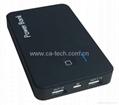 5000mAh Dual USB Power Bank  For iPad iPhone