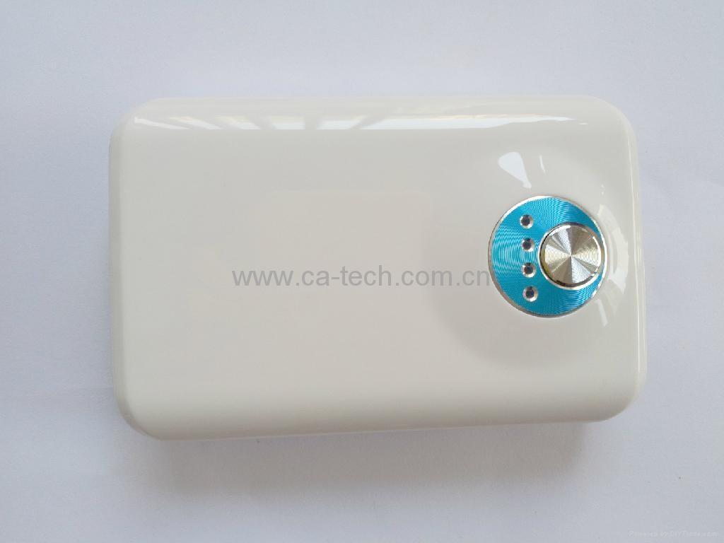 Dual USB Power Bank 6500mAh  For iPad iPhone/MP3/MP4/Mobile 1