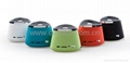 Portable Waterproof Mini Bluetooth Speaker For Mobilephones With Microphone
