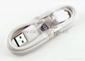 Micro USB 3.0 Data Cable  Charger Samsung N9000 USB3.0 Cable