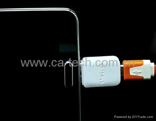 三星手机 Note3 N9000 Micro USB3.0转接头 Micro转接头 USB3.0转接头 3