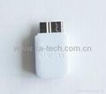 三星手机 Note3 N9000 Micro USB3.0转接头 Micro转接头 USB3.0转接头 4