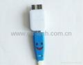 三星手机 Note3 N9000 Micro USB3.0转接头 Micro转接头 USB3.0转接头 5