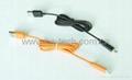 LED智能发光Micro USB数据线三星S4 小米手机发光充电线  5