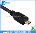 High speed Micro HDMI cable  (HDMI A type to HDMI D type)