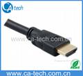 高速附帶以太網功能HDMI線,HDMI A型接口對A型接口
