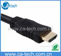 高速附帶以太網功能HDMI線, HDMI A型接口對A型接口