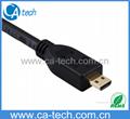 迷你接口(Micro接口)高速附帶以太網功能HDMI線