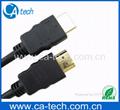 高速附以太网功能HDMI 线,