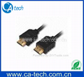 High speed HDMI cable with ethernet (HDMI A type TO HDMI A TYPE)