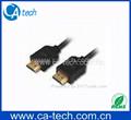 高速附以太網功能HDMI線,  1.4版