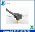 High speed HDMI cable plated gold with ethernet (A type)