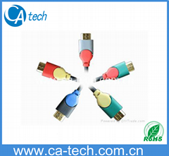 Hilgh speed HDMI cable (A type)
