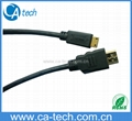 High Speed HDMI cable with ethernet (HDMI A type to C type),Mini HDMI cable Hot!
