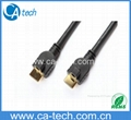 High speed HDMI cable  with screw