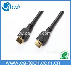 HDMI高清晰多媒体数据线