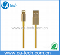 Gold iPhone6s cable iphone6 cable