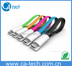 New USB iPhone 5  Cable  USB 8PIN