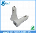 Dual USB 5V 3.1A  Car Charger For iPhone4 5 iPad