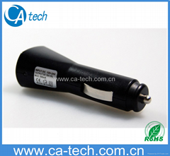 5V 1000MA USB Car Charger For iPhone 4s 4
