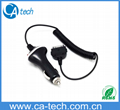 Car Charger With iPhone Cable For iPhone 4 4s