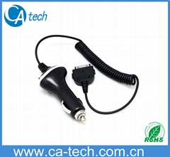 Car Charger With iPhone