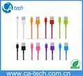 彩色苹果线USB 数据线 苹果