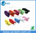 11MM iPhone4s Data Cables   Colorful Flat Cable   iPod Flat Cables