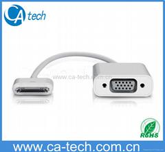 VGA TO IPOD的连接线