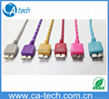 USB 3.0 Cable With  Braided Nylon Samsung Note 3 Micro USB3.0 Cable