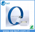 USB AM TO Micro 5P Cable with  IPOD adapter , iPhone cable ,iPod cable,