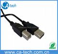 USB2.0  Printer Cable /USB2.0 AM TO BM