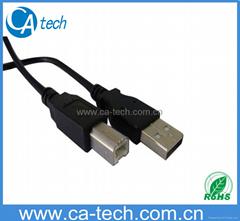 USB打印機線/USB2.0 AM TO BM Cable