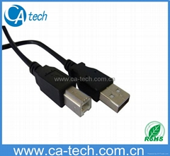 USB2.0  Printer Cable /USB2.0 AM TO BM Cable